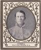John Hummel, Brooklyn Superbas, baseball card portrait LCCN2007683732.tif