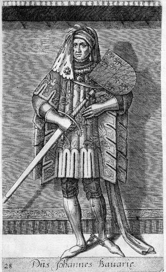 John III, Duke of Bavaria - John III