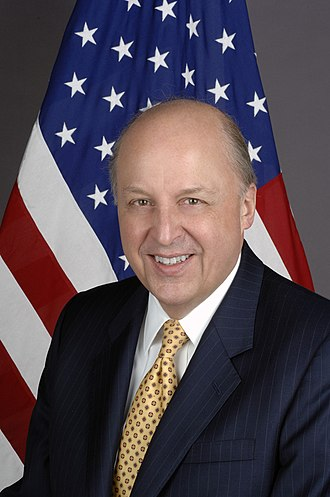 Director of National Intelligence - Image: John Negroponte official portrait State
