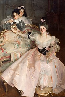 John Singer Sargent - Mrs Carl Meyer and her Children - Google Art Project.jpg