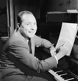 Songwriters Hall of Fame - Image: Johnny Mercer, New York, N.Y., between 1946 and 1948 (William P. Gottlieb 06121)