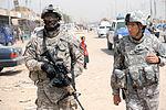 Joint patrol near Coalition Outpost Cashe South DVIDS183194.jpg