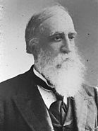 Bust photo of George A. Smith