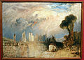 Joseph maillord william turner, il castello di carnaevon, 1830-35, 01.JPG