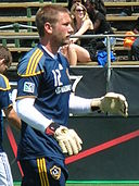 Josh Saunders at Galaxy at Earthquakes 2010-08-21 1.JPG