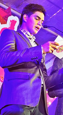 Juancho Trivino at 2013 Candy Style Awards,May 10, 2013.jpg