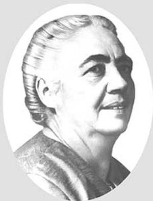 Juanita García Peraza - Peraza  was the founder of the only non-Catholic denomination religion of Puerto Rican origin.