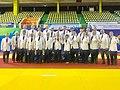 Judges in World Judo Kata Championships 2019 Chinju.jpg