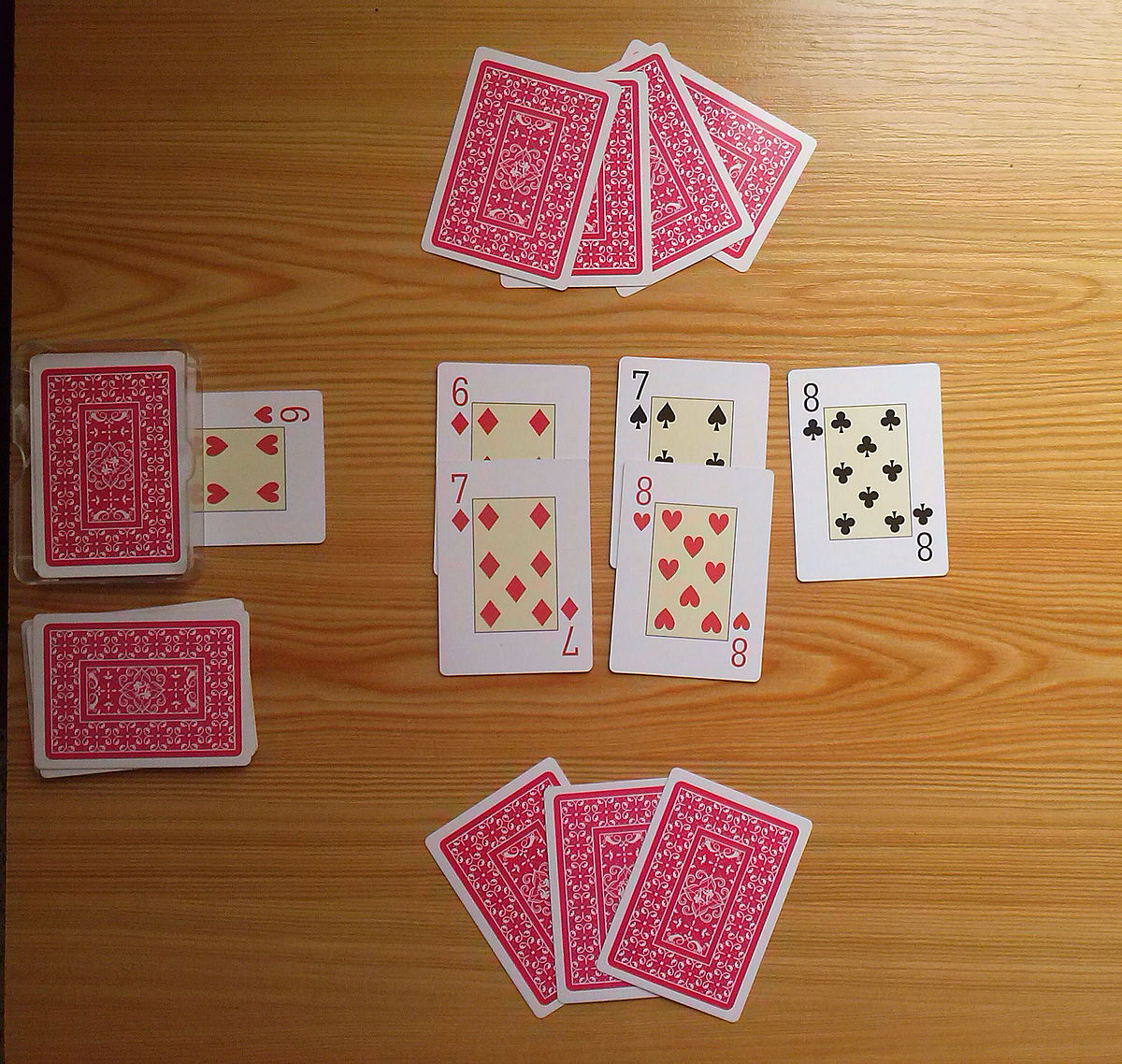 Juego a tres - 3 6