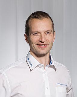 Juho Hänninen Finnish rally driver