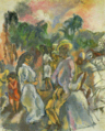 JulesPascin-1918-Composition at Cuba.png