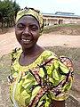 Juliette Mukakabanda - Genocide Survivor - Near Murambi Genocide Memorial Site - Gikongoro - Southern Rwanda (7706024750).jpg