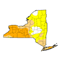 July 26, 2016 New York drought US Drought Monitor.png