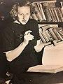 June Wright library 1952.jpg