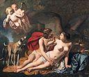 Jupiter and Callisto, by Cesar Boetius van Everdingen.jpg