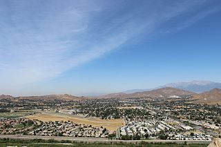 Jurupa Valley, California American city in California, United States