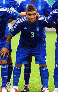 Kostas Stafylidis Greek footballer