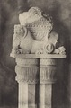 KITLV 87916 - Unknown - Pillar of the Bharhut stupa in British India - 1897.tif