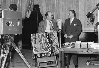 KSDK - A 1948 KSD broadcast.