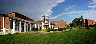 Hauptli Student Center at KWU