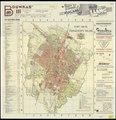 Kaart van de stadsgemeente Malang K 08994 Java (stadsplattegronden A tm M).tif
