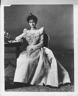 Kaiulani seated wearing dress with embroidered bodice for a formal picture (PP-96-8-009).jpg