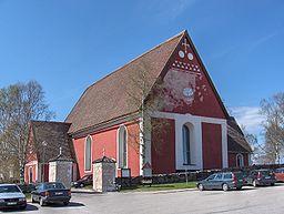 Nederkalix-kirke