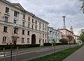 Kamunistyčnaja Street (Minsk, Belarus) — Вуліца Камуністычная (Мінск, Беларусь) — Улица Коммунистическая (Минск, Беларусь) p7.jpg