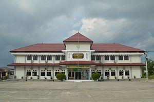 Kantor camat Tenggarong
