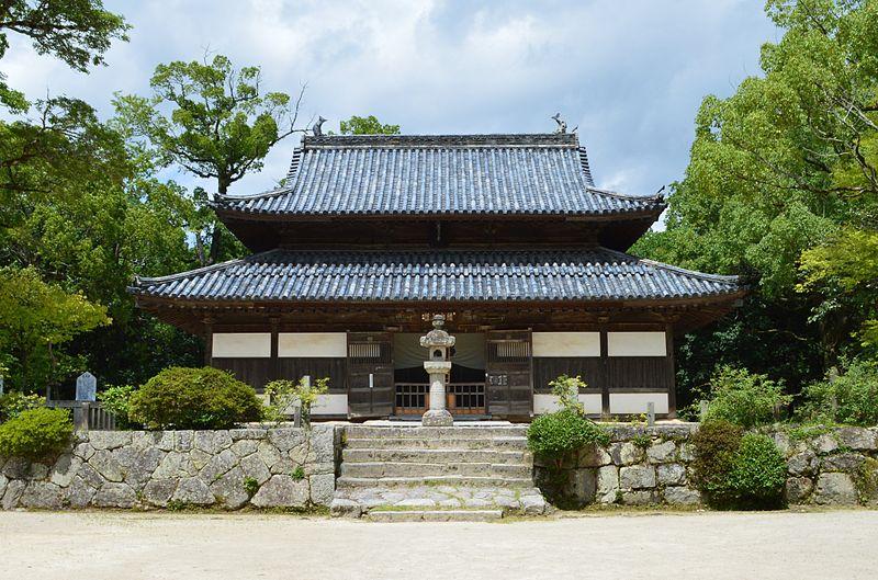 File:Kanzeonji (Dazaifu) hondou.JPG