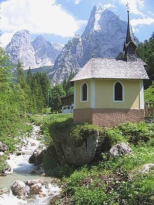 Kaisertal - Hinterbärenbad
