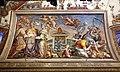 Karel van mander e aiuti, sala di fetonte, 1574-77, allegoria della lega santa 02.jpg