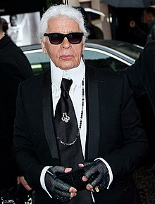 what is karl lagerfeld diet