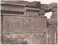 Karnak (Thèbes), Palais - Construction de Granit - Décoration Sculptée et Piente au Point R MET DP71380.jpg