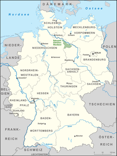 Elbhöhen-Wendland Nature Park nature park in Lower Saxony, Germany
