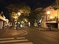 Kashii-Sando Avenue at night 20190102.jpg