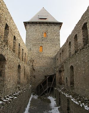 Kašperk Castle - Kasperk Castle