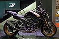 Kawasaki Z750R ABS right-side 2011 Tokyo Motor Show.jpg