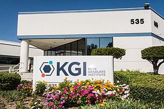 Keck Graduate Institute - Keck Graduate Institute campus