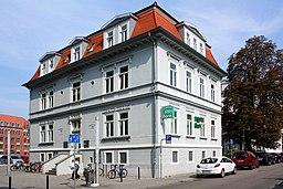 Keilhauergasse in Erfurt