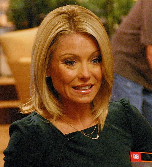 Kelly Ripa by Keith Wills cropped