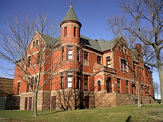 College Square Historic District - Kemper Hall