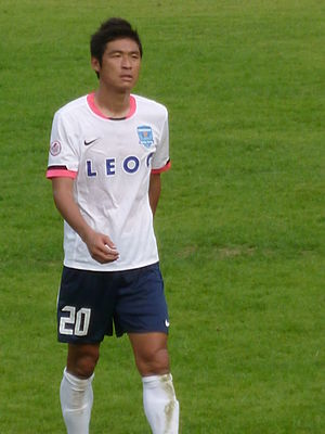 Expatriate footballers in Paraguay - Kenji Fukuda joined Guaraní on loan in 2004 before going on to play in Spain, Mexico and Greece.