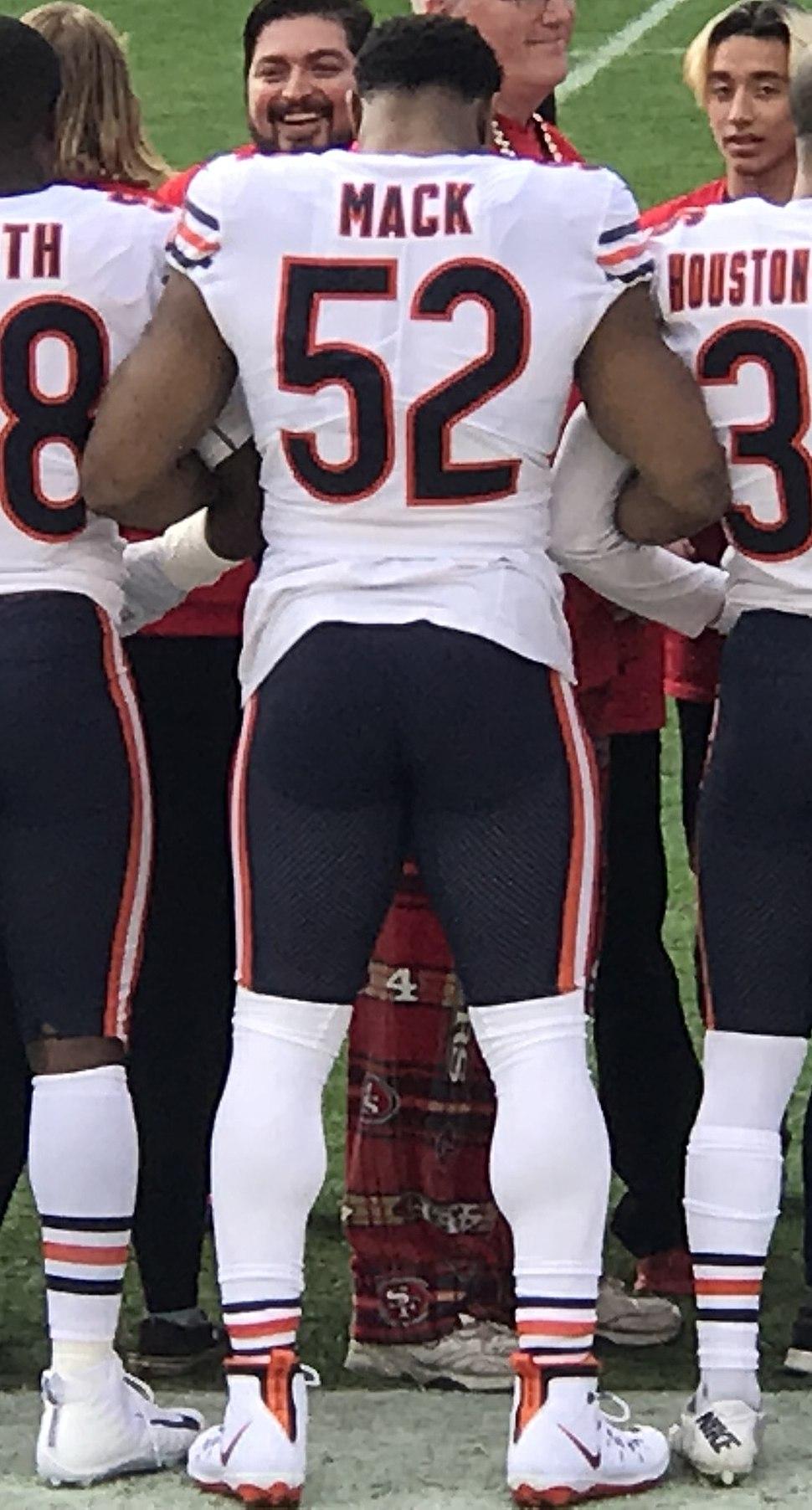 Khalil Mack 2018