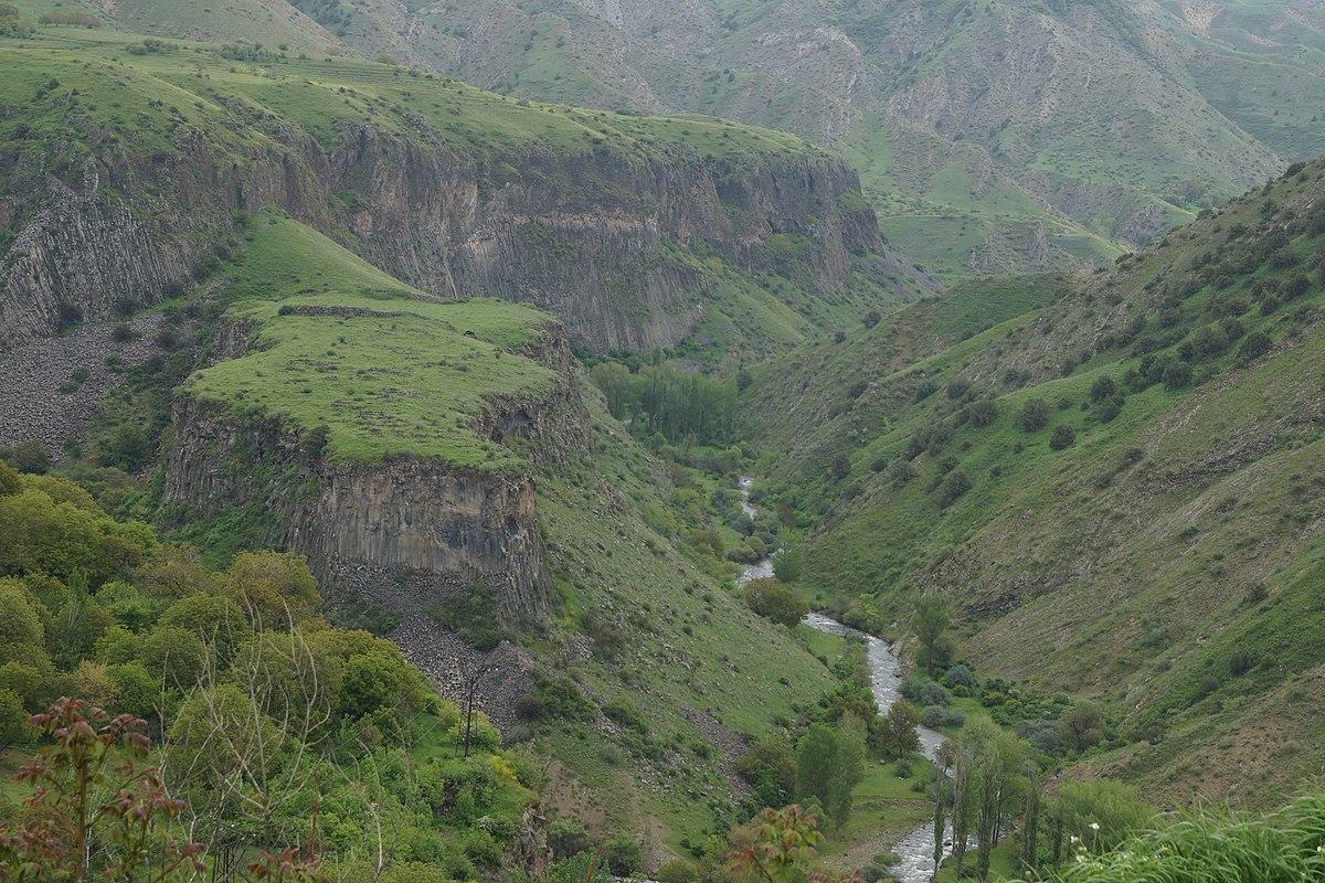 Khosrov Forest State Reserve - Wikipedia