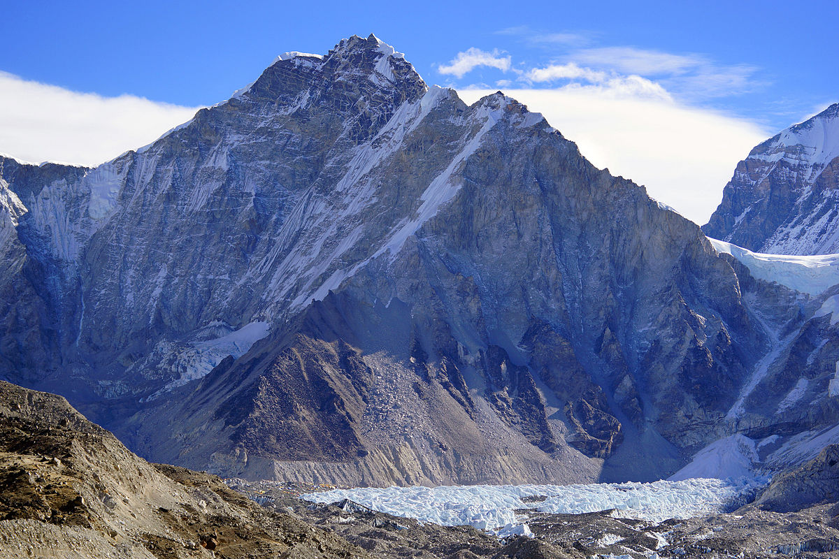 Everest base camps - Wikipedia