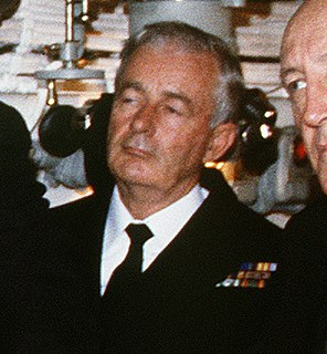 Ian Knox (admiral) Australian admiral