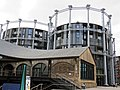 King's Cross Central development Coal Drops Yard and Gasholders, London England 01.jpg