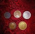 King Michael coins.jpg