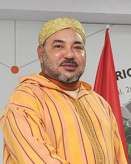 Mohammed VI of Morocco King of Morocco since 1999